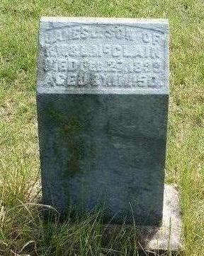 MCCLAIN, JAMES - Madison County, Iowa   JAMES MCCLAIN