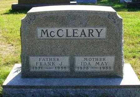 MCCLEARY, JAMES FRANKLIN - Madison County, Iowa | JAMES FRANKLIN MCCLEARY