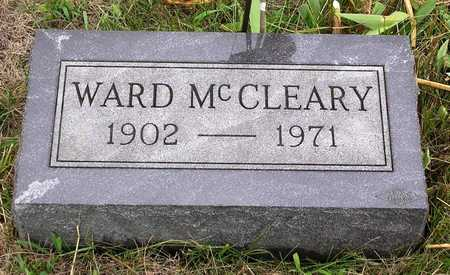 MCCLEARY, OTTO WARD - Madison County, Iowa | OTTO WARD MCCLEARY