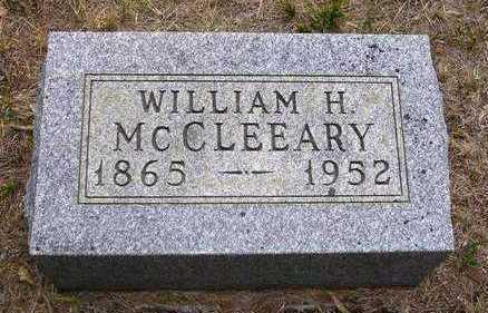 MCCLEEARY, WILLIAM H. - Madison County, Iowa | WILLIAM H. MCCLEEARY