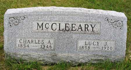 MCCLEEARY, LUCY JANE - Madison County, Iowa | LUCY JANE MCCLEEARY