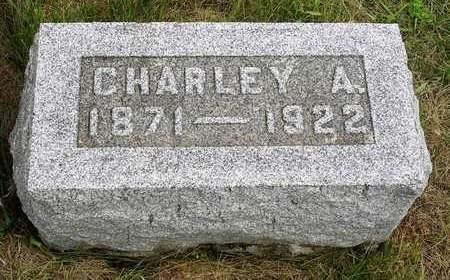 MCCLEEARY, CHARLEY ASBURY - Madison County, Iowa | CHARLEY ASBURY MCCLEEARY