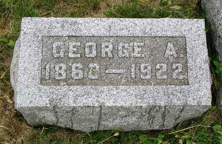 MCCLEEARY, GEORGE ALBERT - Madison County, Iowa   GEORGE ALBERT MCCLEEARY