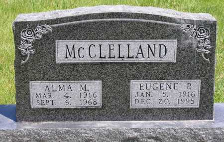 MCCLELLAND, ALMA MARIE - Madison County, Iowa | ALMA MARIE MCCLELLAND
