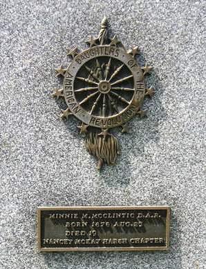 MCCLINTIC, MINNIE M. - Madison County, Iowa | MINNIE M. MCCLINTIC