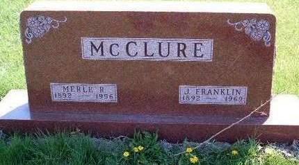 MCCLURE, JOHN FRANKLIN - Madison County, Iowa | JOHN FRANKLIN MCCLURE