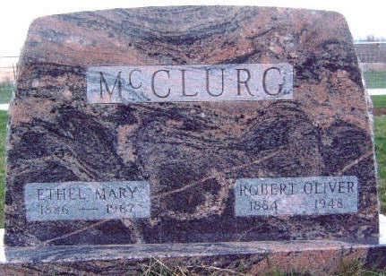 MCCLURG, ROBERT OLIVER - Madison County, Iowa | ROBERT OLIVER MCCLURG