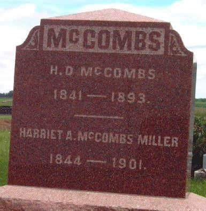 MCCOMBS, HUGH DEVIN - Madison County, Iowa | HUGH DEVIN MCCOMBS