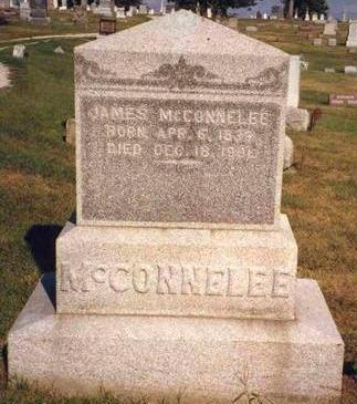 MCCONNELEE, JAMES - Madison County, Iowa | JAMES MCCONNELEE