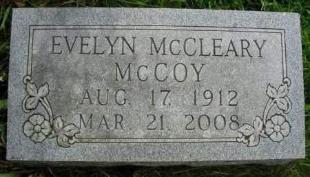 MCCOY, EVELYN IRENE - Madison County, Iowa | EVELYN IRENE MCCOY