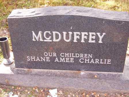 MCDUFFEY, FAMILY HEADSTONE - Madison County, Iowa | FAMILY HEADSTONE MCDUFFEY