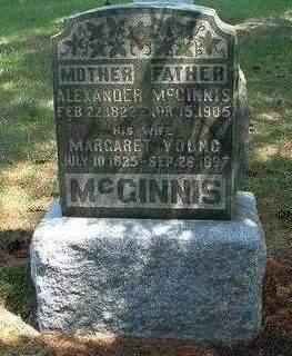 MCGINNIS, ALEXANDER - Madison County, Iowa | ALEXANDER MCGINNIS