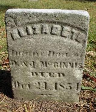 MCGINNIS, ELIZABETH - Madison County, Iowa | ELIZABETH MCGINNIS