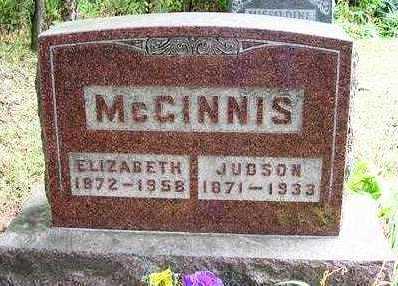 MCGINNIS, THEODORE JUDSON - Madison County, Iowa | THEODORE JUDSON MCGINNIS