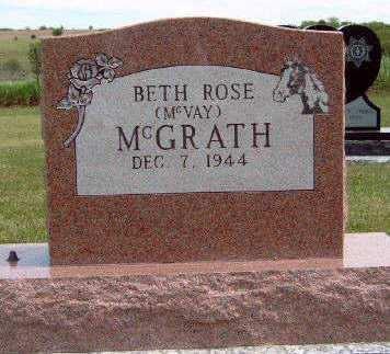 MCGRATH, BETH ROSE - Madison County, Iowa | BETH ROSE MCGRATH