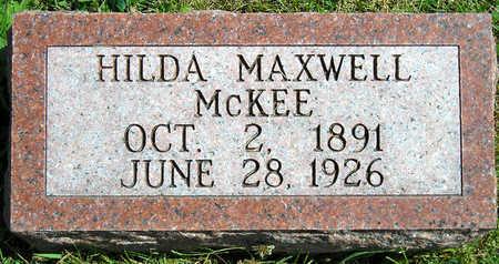 MCKEE, HILDA KATHLEEN - Madison County, Iowa | HILDA KATHLEEN MCKEE