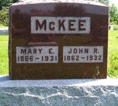MCKEE, MARY ELLEN - Madison County, Iowa | MARY ELLEN MCKEE