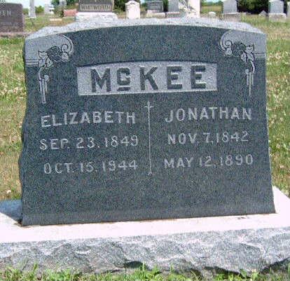 MCKEE, JONATHAN - Madison County, Iowa | JONATHAN MCKEE