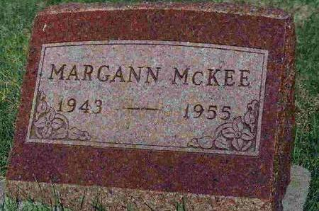 MCKEE, MARGANN - Madison County, Iowa | MARGANN MCKEE