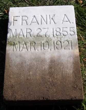 MCKELLIP, FRANK A. - Madison County, Iowa | FRANK A. MCKELLIP