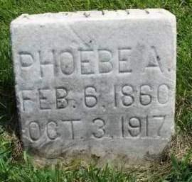MCKELLIP, PHOEBE ALICE - Madison County, Iowa | PHOEBE ALICE MCKELLIP