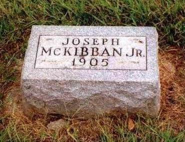 MCKIBBAN, JOSEPH, JR. - Madison County, Iowa | JOSEPH, JR. MCKIBBAN