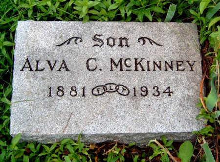 MCKINNEY, ALVA CORNELIUS - Madison County, Iowa | ALVA CORNELIUS MCKINNEY