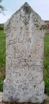 MCKINNEY, GOLDA B. - Madison County, Iowa | GOLDA B. MCKINNEY