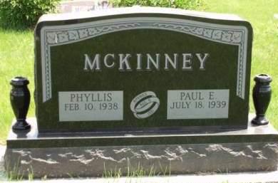 MCKINNEY, PHYLLIS - Madison County, Iowa | PHYLLIS MCKINNEY