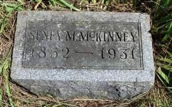MCKINNEY, MELSENA