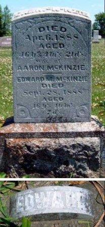 MCKINZIE, EDWARD M - Madison County, Iowa | EDWARD M MCKINZIE