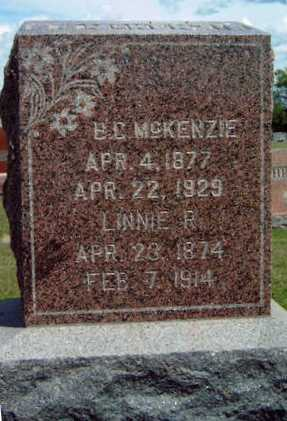 MCKINZIE, BENTON CLEM - Madison County, Iowa | BENTON CLEM MCKINZIE