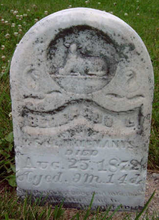 MCMANUS, BERNARDO L. - Madison County, Iowa | BERNARDO L. MCMANUS