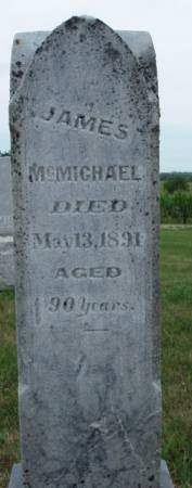 MCMICHAEL, JAMES - Madison County, Iowa | JAMES MCMICHAEL