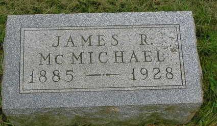 MCMICHAEL, JAMES ROBERT - Madison County, Iowa | JAMES ROBERT MCMICHAEL