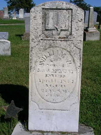 MCNELEY, WILLIAM HENRY - Madison County, Iowa | WILLIAM HENRY MCNELEY