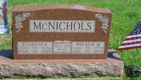 MCNICHOLS, WILBUR WILLIAM - Madison County, Iowa | WILBUR WILLIAM MCNICHOLS