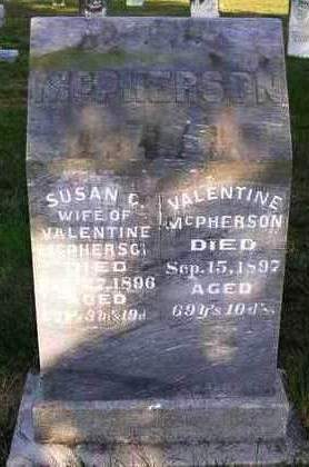MCPHERSON, SUSAN CATHERINE - Madison County, Iowa | SUSAN CATHERINE MCPHERSON