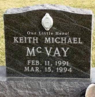 MCVAY, KEITH MICHAEL - Madison County, Iowa | KEITH MICHAEL MCVAY