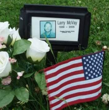 MCVAY, LARRY A. - Madison County, Iowa | LARRY A. MCVAY