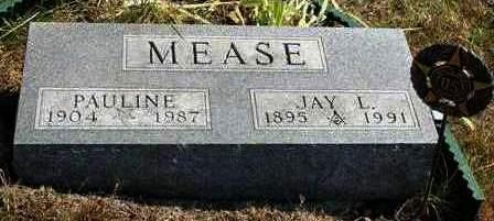 MEASE, ELSIE PAULINE - Madison County, Iowa | ELSIE PAULINE MEASE