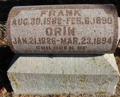 MEASE, ORIN CLIFTON - Madison County, Iowa | ORIN CLIFTON MEASE