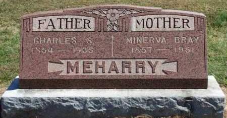 MEHARRY, MINERVA ALICE - Madison County, Iowa | MINERVA ALICE MEHARRY