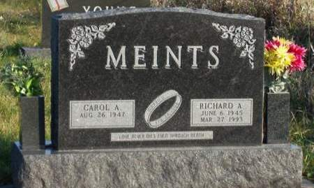 MEINTS, RICHARD ALLEN - Madison County, Iowa | RICHARD ALLEN MEINTS