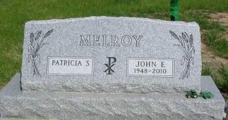 MELROY, JOHN E. - Madison County, Iowa | JOHN E. MELROY
