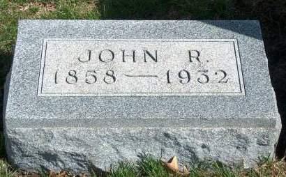 MENDENHALL, JOHN RILEY - Madison County, Iowa | JOHN RILEY MENDENHALL