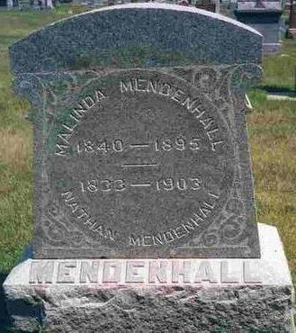 MENDENHALL, MELINDA - Madison County, Iowa | MELINDA MENDENHALL