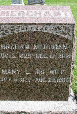 MERCHANT, MARY E. - Madison County, Iowa | MARY E. MERCHANT