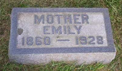 MERRYMAN, EMILY LOUISE - Madison County, Iowa   EMILY LOUISE MERRYMAN