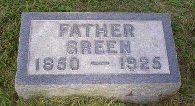 MERRYMAN, GREENBERRY WILSON (GREEN) - Madison County, Iowa   GREENBERRY WILSON (GREEN) MERRYMAN